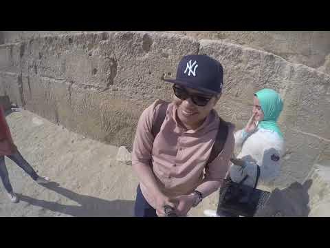 Cairo, Egypt Travel Video (December 2017)