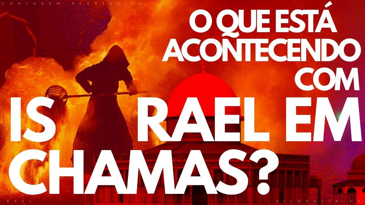 🔥 URGENTE: Monte do Templo em Chamas, o CAOS planejado FALSE FLAG para O TERCEIRO TEMPLO?