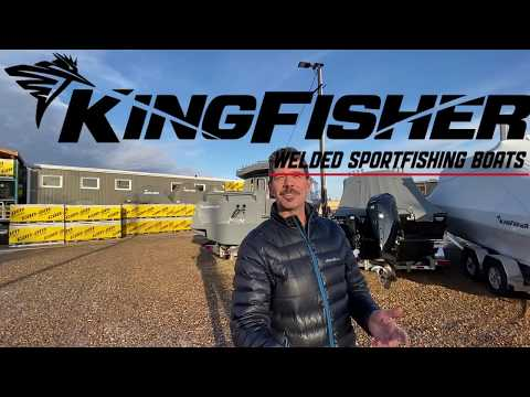 Kingfisher 3125 GFX Offshore