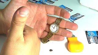 Замена неправильной батарейки на часах Adi ► как нас может обмануть часовой мастер ☻