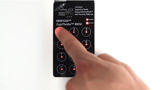 Capacitive Touch BoosterPack Module Board Tour