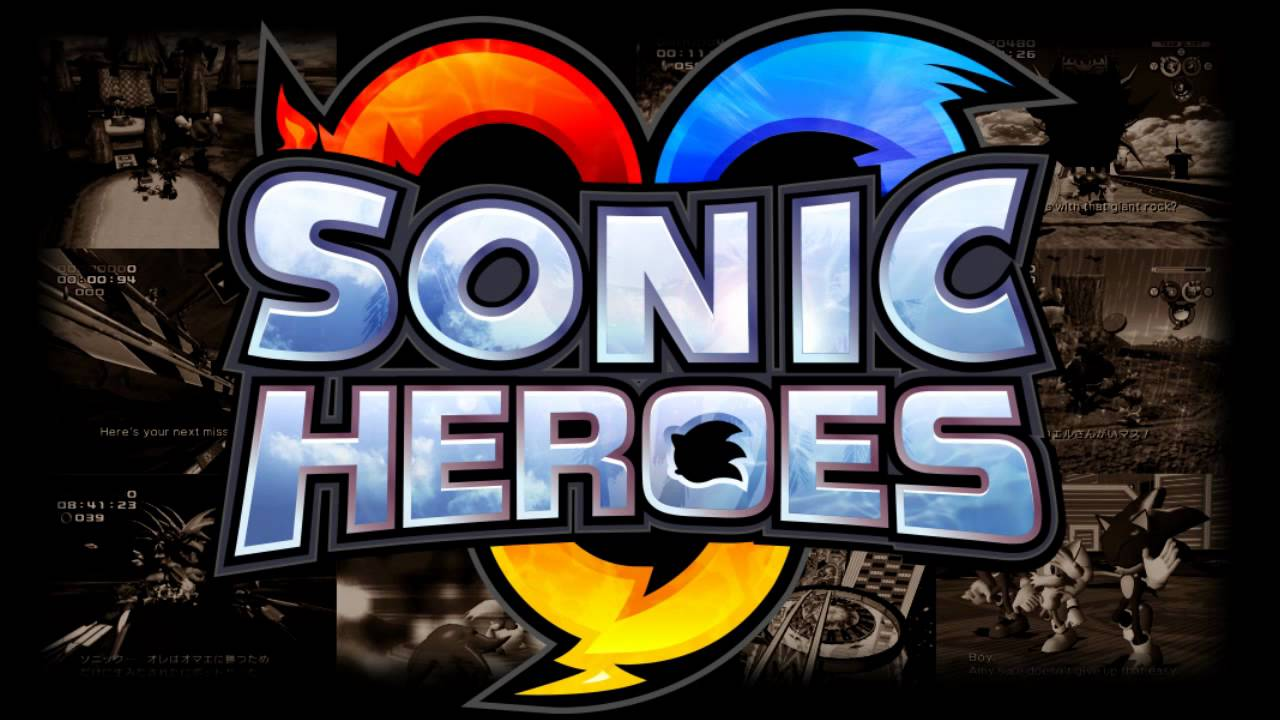 Sonic Heroes Soundtrack [HQ] - Power Plant
