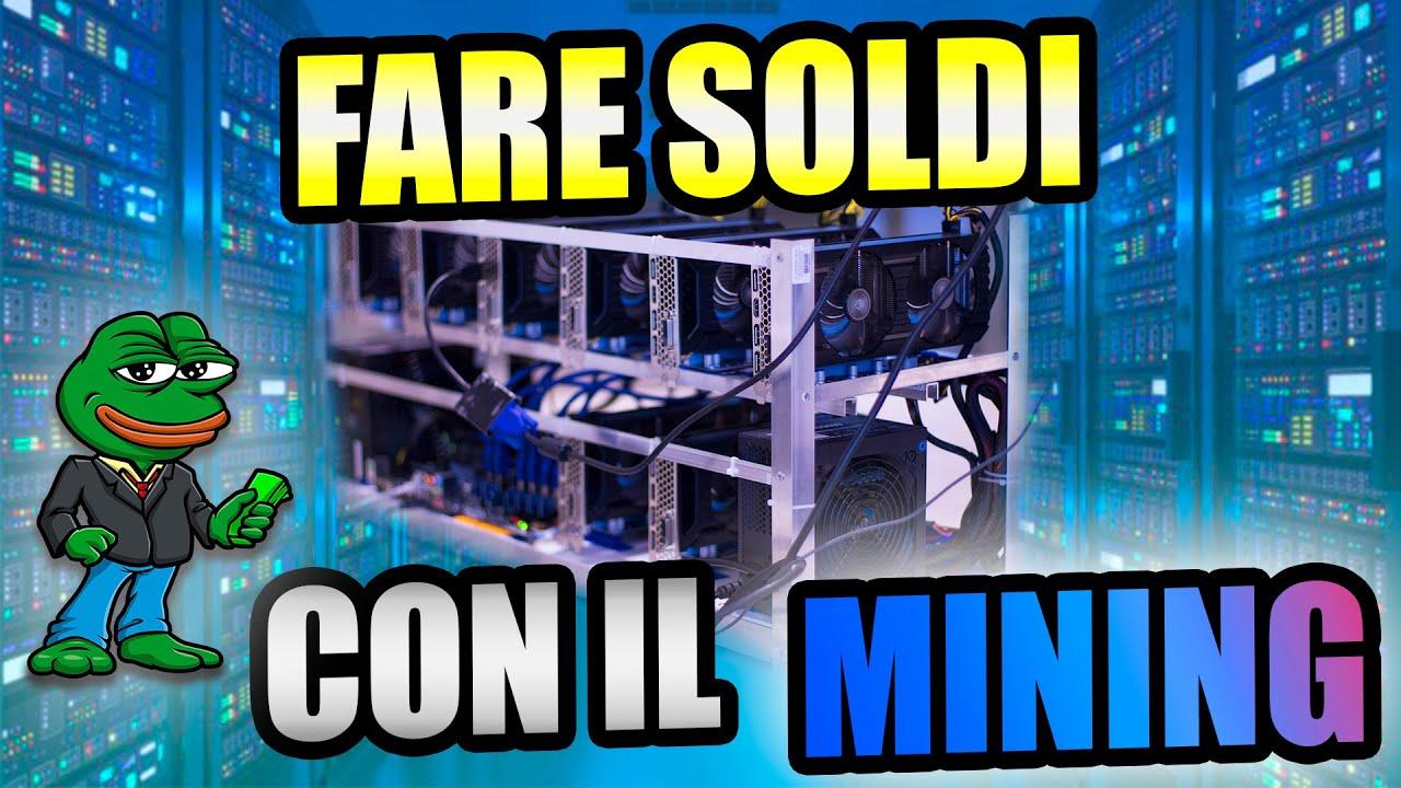 cosè il trading puoi fare soldi con bitcoin mining 2021?