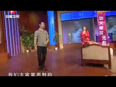 Yuen Biao Backflip 2012 (w/sound)