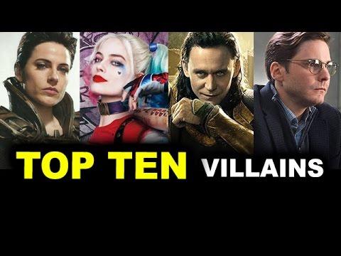 MCU vs DCEU Top 10 Villains REVIEW & BREAKDOWN! Joker & Harley Quinn! Zemo!