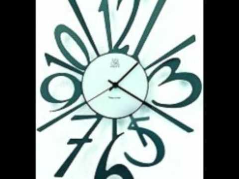 Relojes de pared relojes con dise os originales regalos - Reloj pared diseno ...