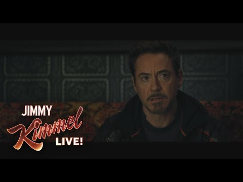 EXCLUSIVE Avengers: Infinity War Clip