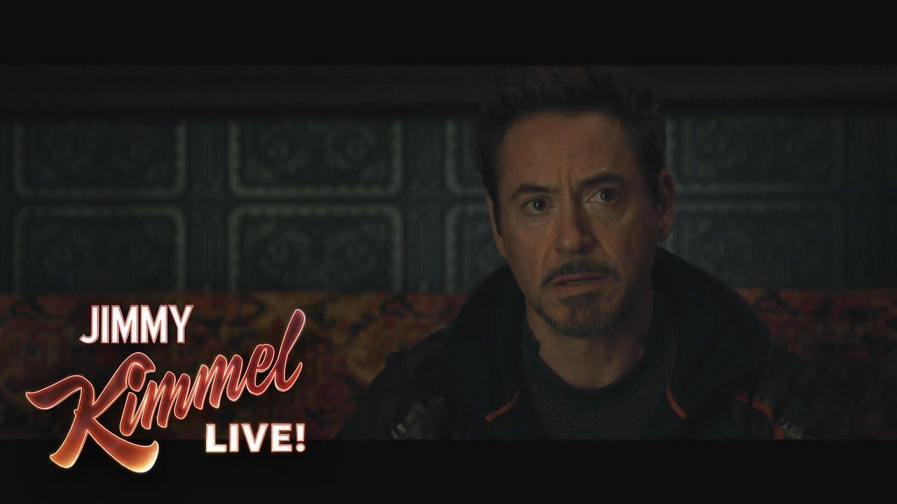 Avengers: Infinity War' Clip: Doctor Strange, Bruce Banner