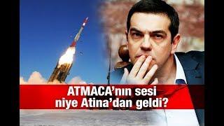 Batuhan Yaşar : ATMACA'nın sesi niye Atina'dan geldi
