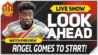 Southampton Vs Manchester United Solskjaer Must Start Angel Gomes