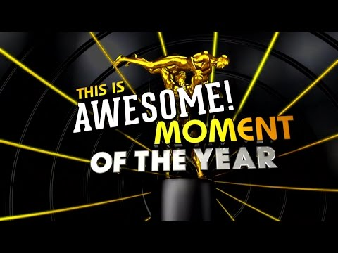 """""""This is Awesome"""" Moment of the Year: 2015 WWE Slammy Awards - Tonight Live on Raw"""