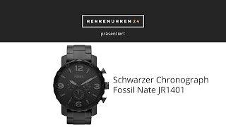 Fossil Nate JR1401 im Test