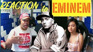 Producer Reaction To Eminem - Mocking Bird