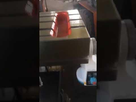 High Precision Machining Metal XK5030 Vertical CNC Turret ...