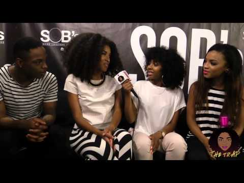 THE TRAP X FACES IN THE CROWD JUNE 30TH 2015 BEHIND THE SCENES INTERVIEWS (PART 1)