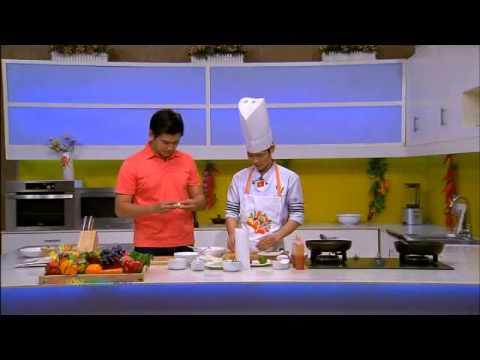 Bánh Pía chiên cốm xanh – Vui Sống Mỗi Ngày [VTV3 – 09.12.2013]