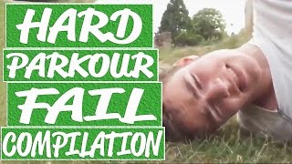 Repeat youtube video Parkour extreme fails