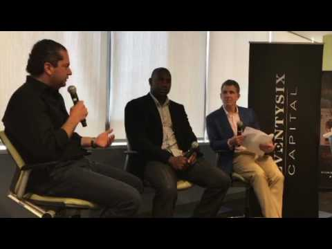 SeventySix Capital Business of Sports with Ryan Howard, Wayne Kimmel and Andrew Brandt