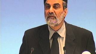Speech by Mamoon Rashid - 23rd Jalsa Salana Sweden 2014