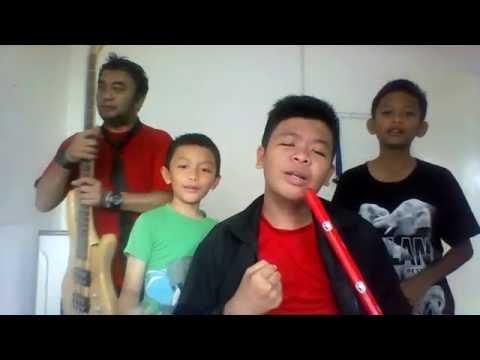 Judika - Mama Papa Larang (Mapala) Cover by Titaley Family @Batam Island