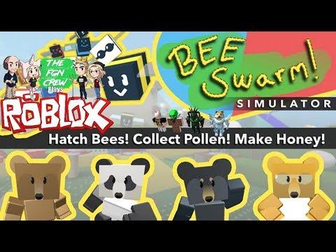 POLLEN FIELDS | BEE SWARM SIMULATOR | ROBLOX GAMEPLAY
