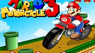 Mario Motorcycle Level1-5 Walkthrough