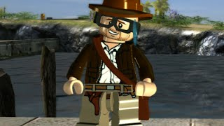 LEGO Indiana Jones 2 100% Walkthrough Part 11 - The Last Crusade