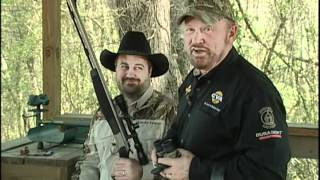 Loading and Shooting your CVA Muzzleloader
