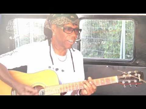 Nile Rodgers - Interview & Acoustic Performances - Bestival 2010 - Off Guard Gigs