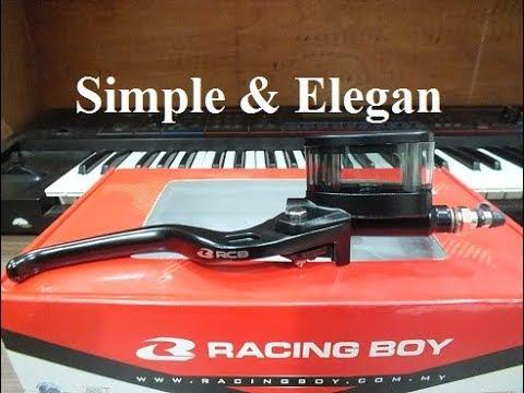 "#56 - Unboxing Racing Boy Master Rem ""RCB E2 14mm RH"""