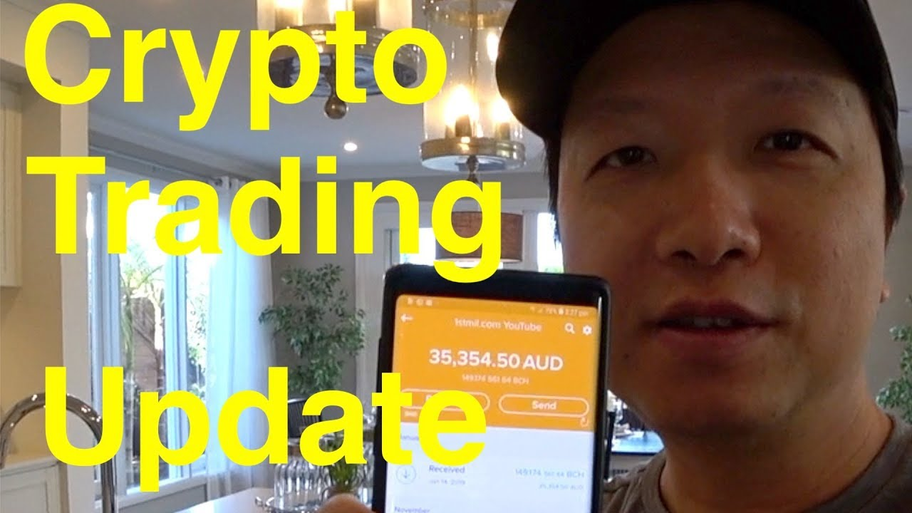 Crypto Trading Update April 2019