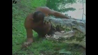 Repeat youtube video Ataques de Animais (Cenas Fortes)  Animales Hombres | Divulga Tudo