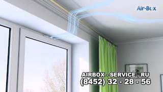 видео Микропроветривание на пластиковых окнах