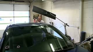 Inflatable hail protection for your car