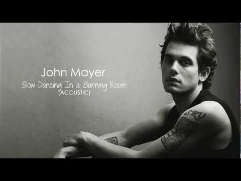 John Mayer - Slow Dancing In a Burning Room (Acoustic) The Village Sessions