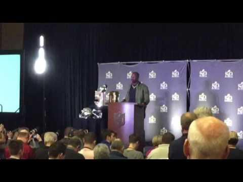 Von Miller Super Bowl MVP Thanks Teammates #SB50