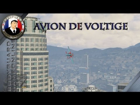 gta 5 avion de voltige crash dans une tour oupsss youtube. Black Bedroom Furniture Sets. Home Design Ideas