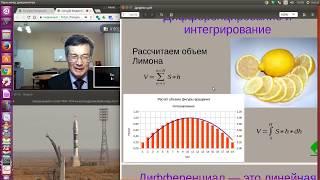 Дифференциалы и интегралы глазами физика