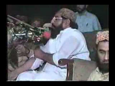 IMAM INQALAB Hazrat Allama ahmed saeed khan multani RA (khutaba)
