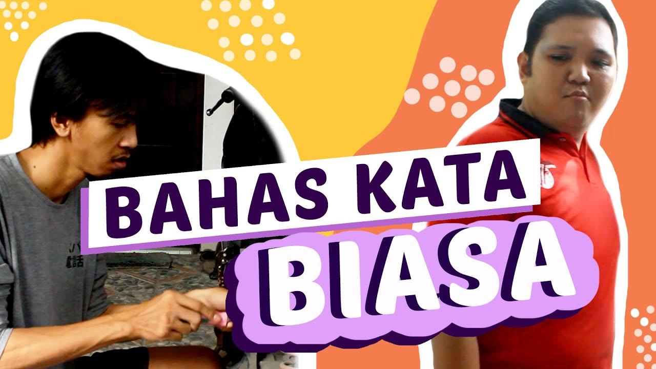 "Arti Kata ""BIASA"" di KBBI   Bahas Kata 1   YouTube"