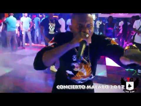 Iba One - Concerts Malabo (Vidéo)
