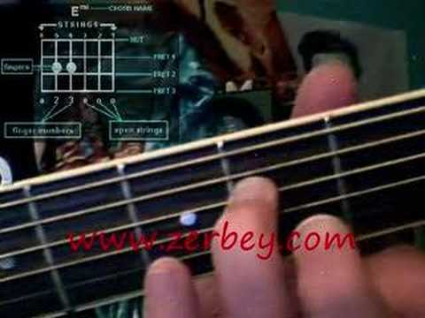 Guitar Music Lessons West Chester PA - Lesson 3 by Rich Zerbey