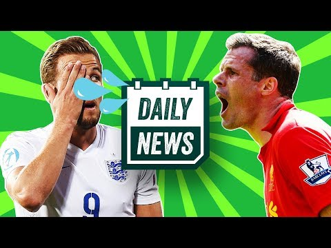 Jamie Carragher spitting video, Harry Kane out of World Cup, PAOK owner gun FAIL ► Daily News