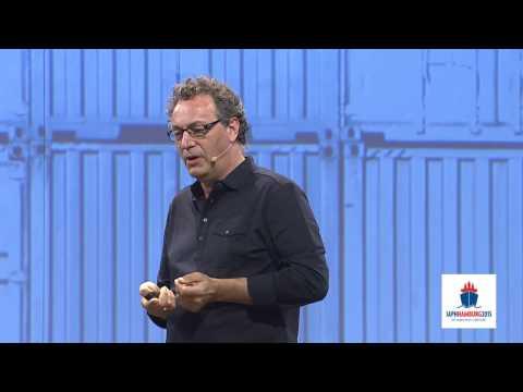 Gerd Leonhard, Futurist, Author, CEO The Futures Agency