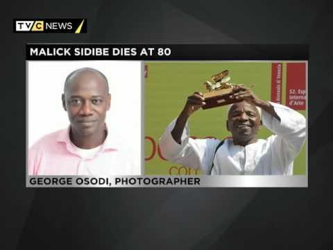 GEORGE OSODI INTERVIEW