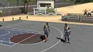 nba live 2003 - michael jordan vs. kobe bryant