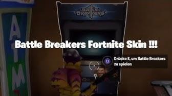 Battle Breakers Fortnite Skin (Fortnite RDW Skin) bekommen - Automaten schnell und einfach finden