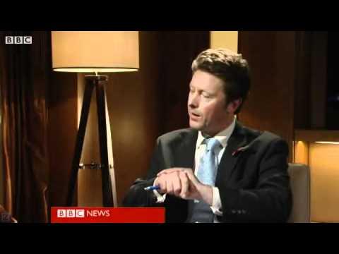 Johnny on BBCBreakfast TV (07/11/2011)