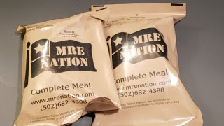 MRE Nation Review 🔴 Oldsmokey Live Stream