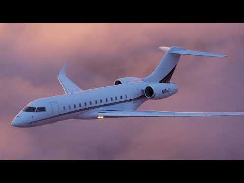 Bombardier Global 6000 | Private Jet Travel | NetJets
